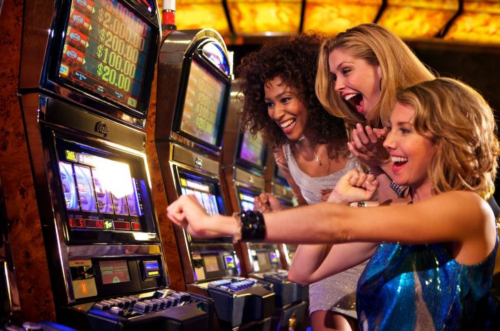 All about Slot games at online casinos